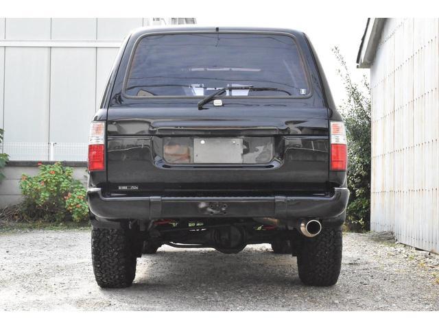 VXリミテッド 4WD 角目4灯 全塗装済 2インチアップ ランチョダンパー 1ナンバー登録 センターデフロック ギブソンマフラー 16アルミ フルセグTV Bluetooth Audio(10枚目)