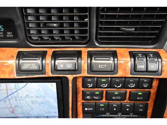 VXリミテッド 4WD 角目4灯 全塗装済 2インチアップ ランチョダンパー 1ナンバー登録 センターデフロック ギブソンマフラー 16アルミ フルセグTV Bluetooth Audio(21枚目)