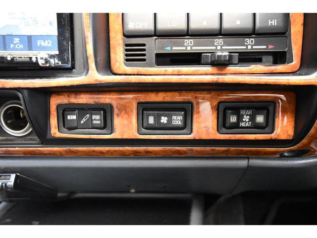 VXリミテッド 4WD 角目4灯 全塗装済 2インチアップ ランチョダンパー 1ナンバー登録 センターデフロック ギブソンマフラー 16アルミ フルセグTV Bluetooth Audio(23枚目)