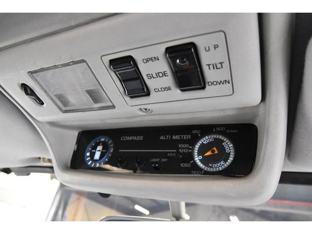 VXリミテッド 4WD 角目4灯 全塗装済 2インチアップ ランチョダンパー 1ナンバー登録 センターデフロック ギブソンマフラー 16アルミ フルセグTV Bluetooth Audio(28枚目)