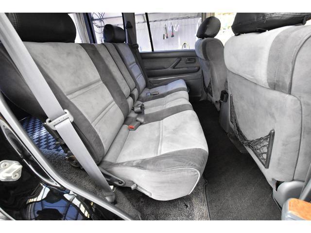 VXリミテッド 4WD 角目4灯 全塗装済 2インチアップ ランチョダンパー 1ナンバー登録 センターデフロック ギブソンマフラー 16アルミ フルセグTV Bluetooth Audio(34枚目)