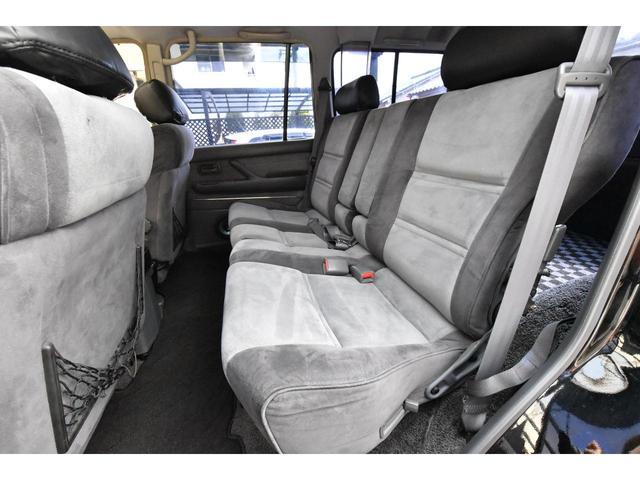VXリミテッド 4WD 角目4灯 全塗装済 2インチアップ ランチョダンパー 1ナンバー登録 センターデフロック ギブソンマフラー 16アルミ フルセグTV Bluetooth Audio(35枚目)
