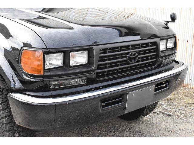 VXリミテッド 4WD 角目4灯 全塗装済 2インチアップ ランチョダンパー 1ナンバー登録 センターデフロック ギブソンマフラー 16アルミ フルセグTV Bluetooth Audio(36枚目)