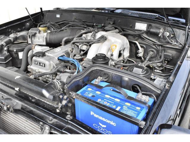 VXリミテッド 4WD 角目4灯 全塗装済 2インチアップ ランチョダンパー 1ナンバー登録 センターデフロック ギブソンマフラー 16アルミ フルセグTV Bluetooth Audio(51枚目)