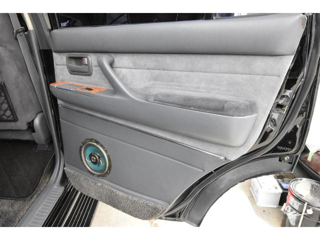 VXリミテッド 4WD 角目4灯 全塗装済 2インチアップ ランチョダンパー 1ナンバー登録 センターデフロック ギブソンマフラー 16アルミ フルセグTV Bluetooth Audio(57枚目)