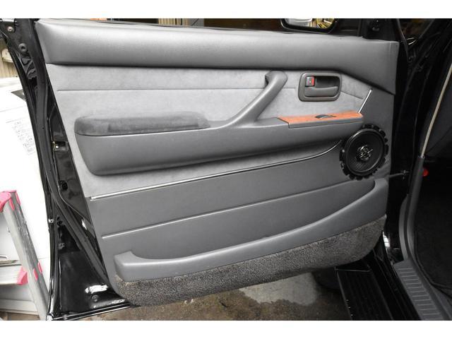 VXリミテッド 4WD 角目4灯 全塗装済 2インチアップ ランチョダンパー 1ナンバー登録 センターデフロック ギブソンマフラー 16アルミ フルセグTV Bluetooth Audio(58枚目)