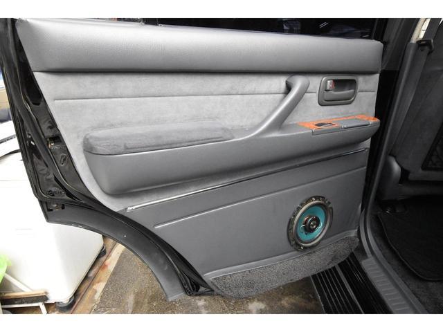VXリミテッド 4WD 角目4灯 全塗装済 2インチアップ ランチョダンパー 1ナンバー登録 センターデフロック ギブソンマフラー 16アルミ フルセグTV Bluetooth Audio(59枚目)