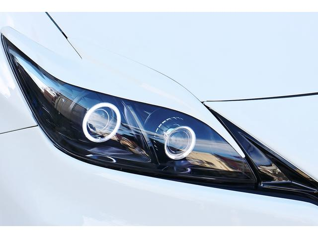 トヨタ プリウス S 4灯イカリング NEWフルエアロ NEW車高調 SDナビ