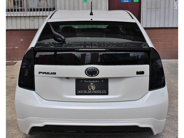 トヨタ プリウス S 新品LEDエアロ 新品19インチAW イカリングHID