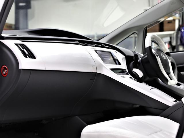 S WALDフルエアロキットコンプリートカスタム/オリジナル8連イカリングヘッドライト/AMEシュタイナーブラッククリア19アルミホイール/当店オリジナルアルミホイール/新品車高調/フルカスタム(60枚目)
