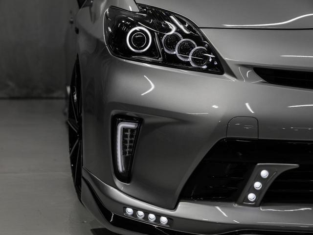 後期 コンプリートフルカスタム 8連イカリングヘッド 車高調(19枚目)