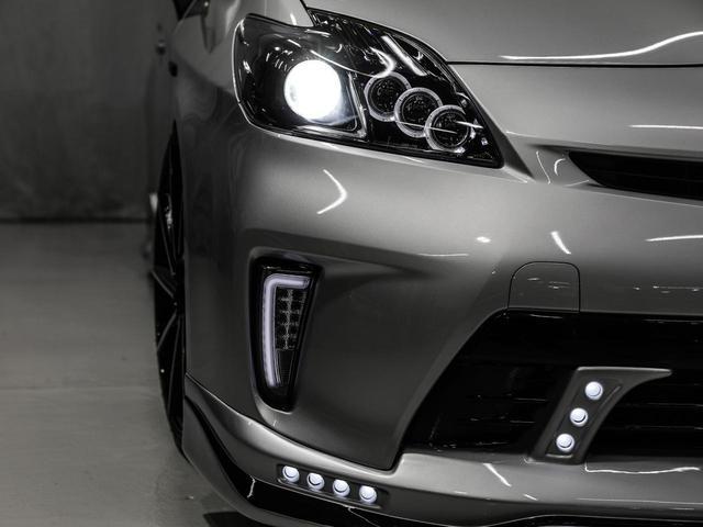 後期 コンプリートフルカスタム 8連イカリングヘッド 車高調(20枚目)