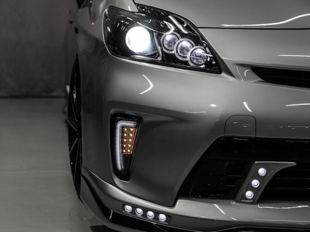 後期 コンプリートフルカスタム 8連イカリングヘッド 車高調(21枚目)