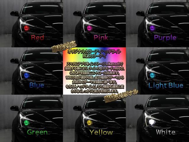 S Ver.2フルエアロ/ブラックメッキカスタム/オリジナルカラーアイヘッドライト/シュタイナーLSVオリジナルブラッククリア19インチホイール/エンブレムブラックアウト/スモークテール/フルカスタム(10枚目)