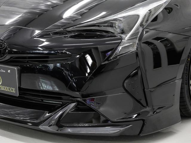 S Ver.2フルエアロ/ブラックメッキカスタム/オリジナルカラーアイヘッドライト/シュタイナーLSVオリジナルブラッククリア19インチホイール/エンブレムブラックアウト/スモークテール/フルカスタム(30枚目)