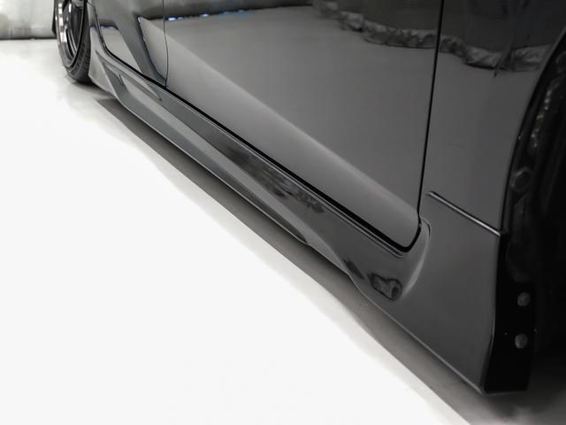 S Ver.2フルエアロ/ブラックメッキカスタム/オリジナルカラーアイヘッドライト/シュタイナーLSVオリジナルブラッククリア19インチホイール/エンブレムブラックアウト/スモークテール/フルカスタム(41枚目)