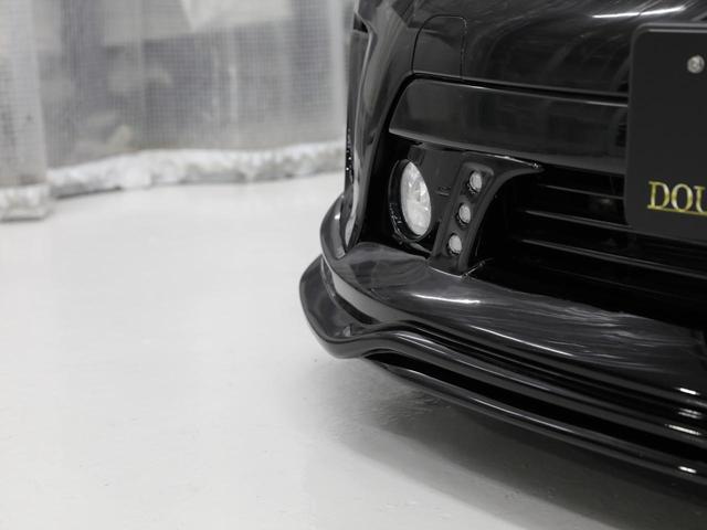 G 後期/パワーシート/8インチナビ/シャレン深リムホイール/キャンバーキット/フルタップ車高調/オリジナル6連イカリングヘッドライト/ブラックレザーシートカバー/ブラックインテリアパネル/フルカスタム(28枚目)
