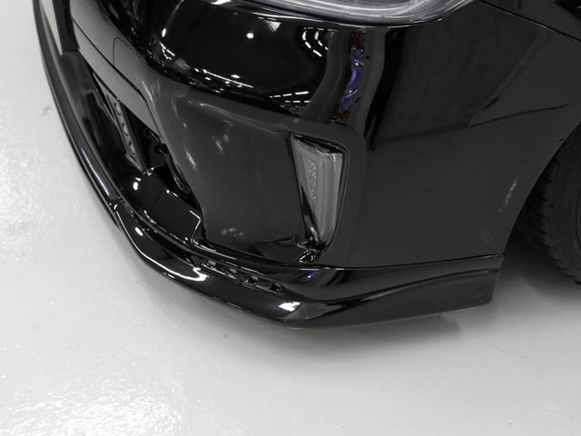 G 後期/パワーシート/8インチナビ/シャレン深リムホイール/キャンバーキット/フルタップ車高調/オリジナル6連イカリングヘッドライト/ブラックレザーシートカバー/ブラックインテリアパネル/フルカスタム(31枚目)