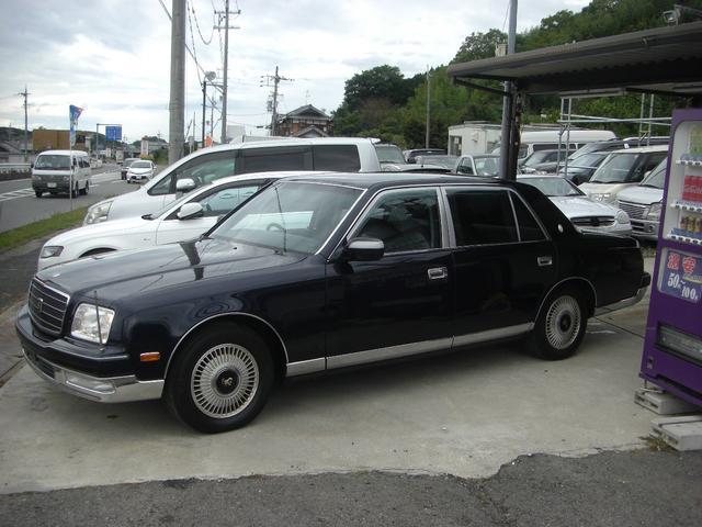 「トヨタ」「センチュリー」「セダン」「大阪府」の中古車5