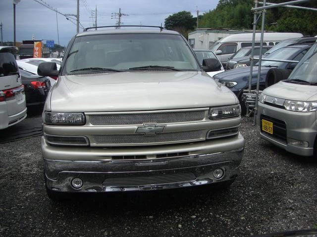 「シボレー」「シボレー サバーバン」「SUV・クロカン」「大阪府」の中古車4