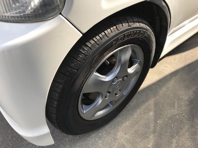 Lターボローダウン 純正アルミ 純正CD 車検整備付き(3枚目)