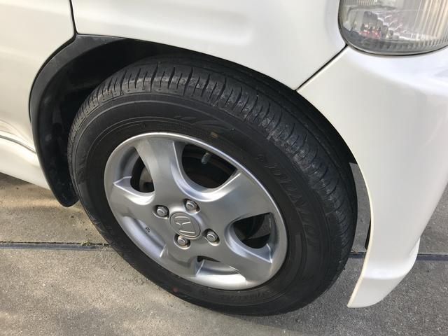 Lターボローダウン 純正アルミ 純正CD 車検整備付き(7枚目)