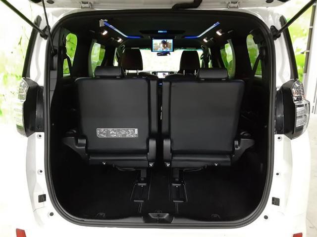 Z Aエディションゴールデンアイズ 純正9インチメモリーナビ/フリップダウンモニター純正12.8インチ/パーキングアシストバックガイド/電動バックドア/ヘッドランプHID/EBD付ABS/横滑り防止装置 ワンオーナー 禁煙車(7枚目)