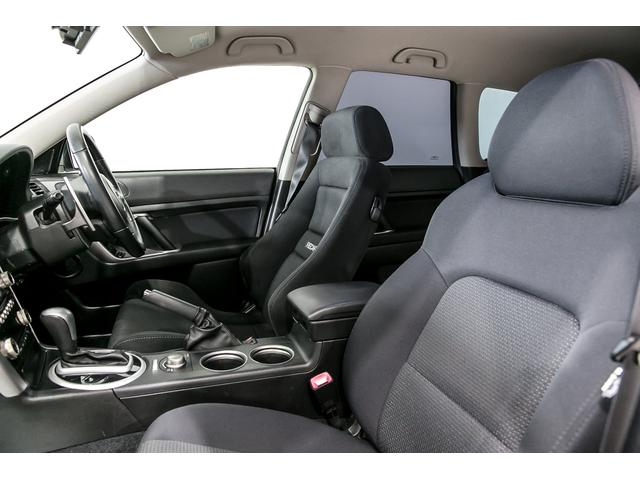 スバル レガシィツーリングワゴン 2.0GTスペックB HKSマフラー レカロ 最長3年保証可