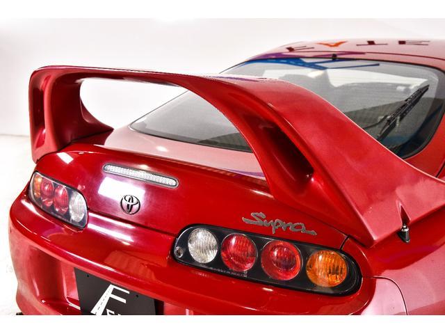 トヨタ スープラ RZ-S ヴェイルサイドエアロ マフラー エアクリ 18AW
