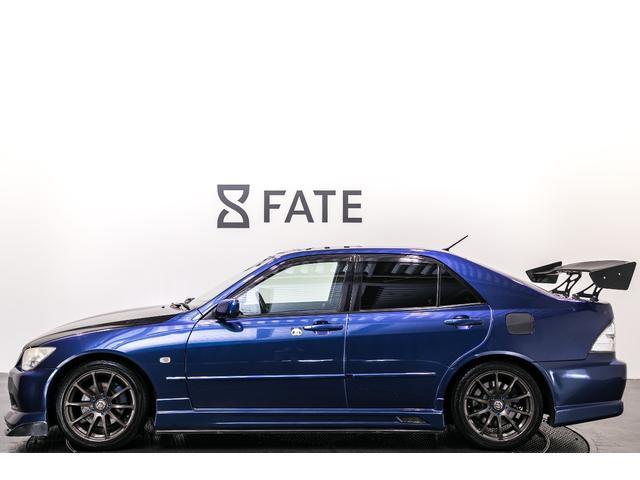 RS200 Zエディション 車高調・マフラー・GTウィング(5枚目)