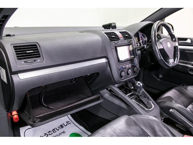 R32 3.2リッターV6 250ps 4MOTION 黒レザーシート カロッツェリアメモリーナビ(29枚目)