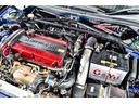三菱 ランサー GSRエボリューションVII C-WEST/車高調/マフラー