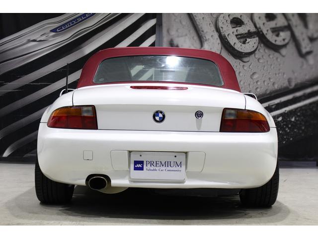 「BMW」「BMW Z3ロードスター」「オープンカー」「兵庫県」の中古車3