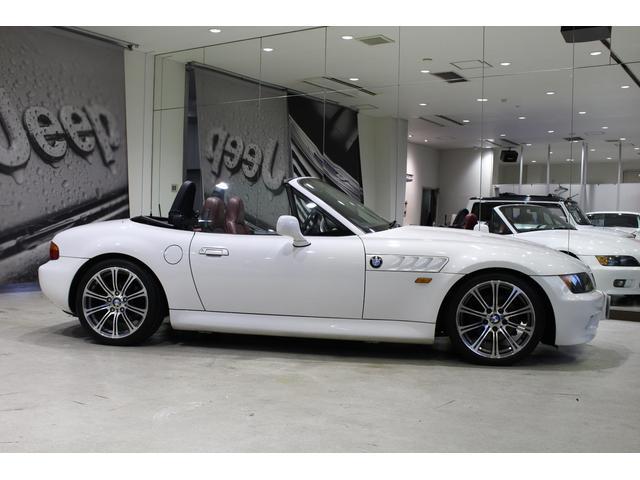 「BMW」「BMW Z3ロードスター」「オープンカー」「兵庫県」の中古車4