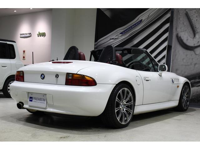 「BMW」「BMW Z3ロードスター」「オープンカー」「兵庫県」の中古車8