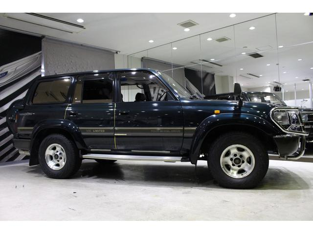 「トヨタ」「ランドクルーザー80」「SUV・クロカン」「兵庫県」の中古車4