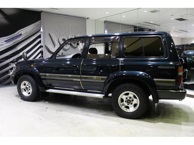 「トヨタ」「ランドクルーザー80」「SUV・クロカン」「兵庫県」の中古車5