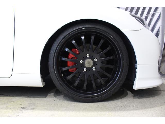 250G Sパッケージリラックスセレクション モデリスタ 車高調 19インチアルミ LEDリアテール ナビ TV バックカメラ パワーシート シートヒーター(19枚目)