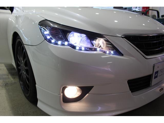 250G Sパッケージリラックスセレクション モデリスタ 車高調 19インチアルミ LEDリアテール ナビ TV バックカメラ パワーシート シートヒーター(20枚目)