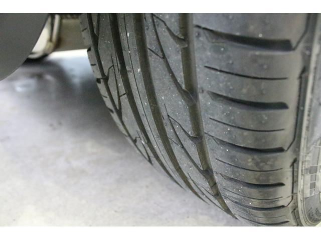タイヤの溝は十分残っています