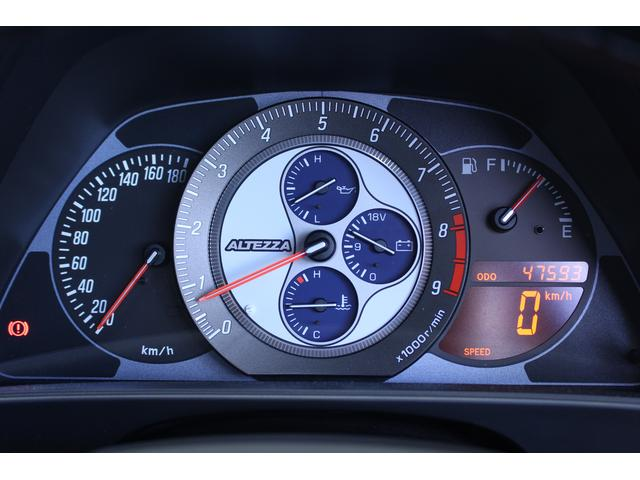 RS200 Zエディション 6速MT 1オーナー 走行48000km TRD足廻 クスコ調整式アーム トラストマフラー レカロシート ヴォルクレーシング17インチアルミ TOM´Sメンバーブレース・フライホイール ナルディステア(22枚目)