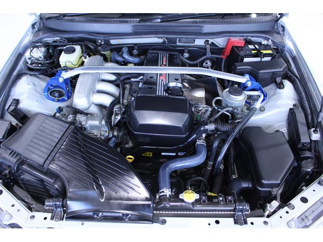 RS200 Zエディション 6速MT 1オーナー 走行48000km TRD足廻 クスコ調整式アーム トラストマフラー レカロシート ヴォルクレーシング17インチアルミ TOM´Sメンバーブレース・フライホイール ナルディステア(23枚目)