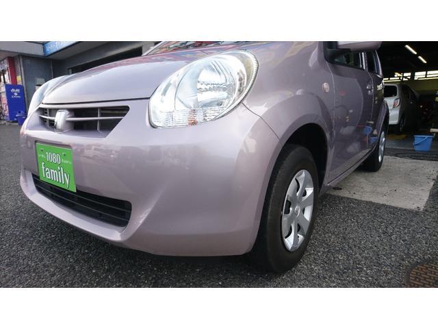 トヨタ パッソ X SDナビ バックモニター 地デジTV