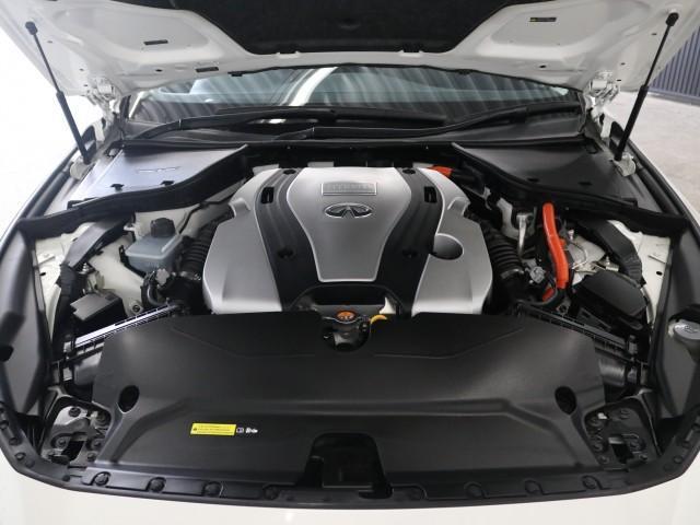 350GT ハイブリッド タイプP 1オーナー黒革ナビAVM(19枚目)