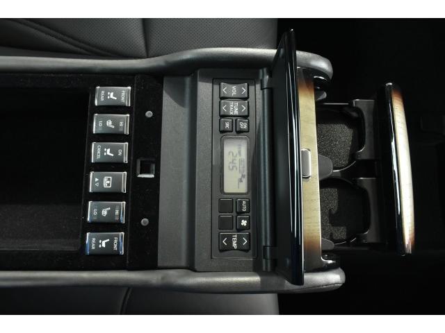 ハイブリッド VIP メーカーナビ フルセグTV バックカメラ サイドカメラ 本革シート サンルーフ キセノンヘッドライト シートエアコン パワーシート コーナーセンサー インテリキー(12枚目)