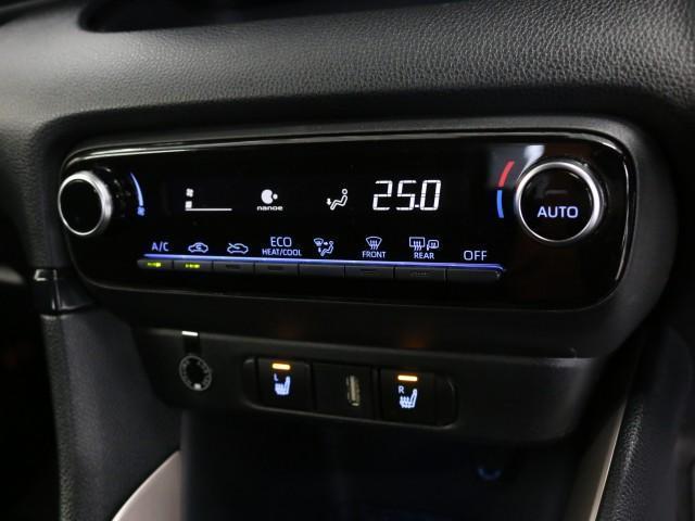 フルオートエアコンは温度を設定するだけで快適な車内環境を維持することが出来ます。