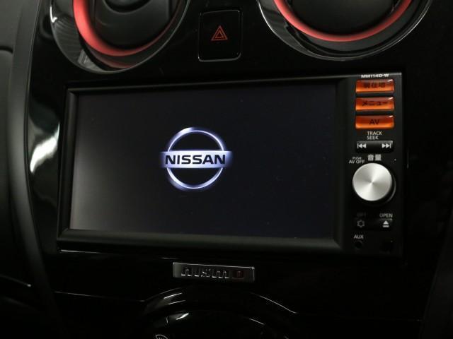 ニスモ 純正ナビ CD ブルートゥース フルセグ ETC エコモード バックカメラ LEDヘッドライト 純正エアロ エコモード(6枚目)
