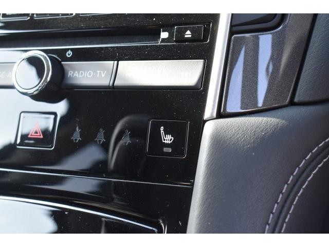 350GT FOUR ハイブリッド タイプP 4WD プロパイロット2.0 純正ナビ フルセグTV アラウンドビューモニター LEDヘッドライト 黒革シート シートヒーター パワーシート エマブレ コーナーセンサー 踏み間違い防止 ETC2.0(10枚目)