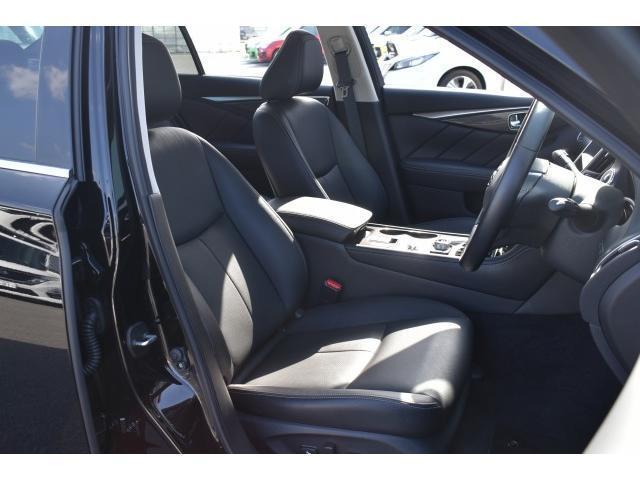 350GT FOUR ハイブリッド タイプP 4WD プロパイロット2.0 純正ナビ フルセグTV アラウンドビューモニター LEDヘッドライト 黒革シート シートヒーター パワーシート エマブレ コーナーセンサー 踏み間違い防止 ETC2.0(18枚目)