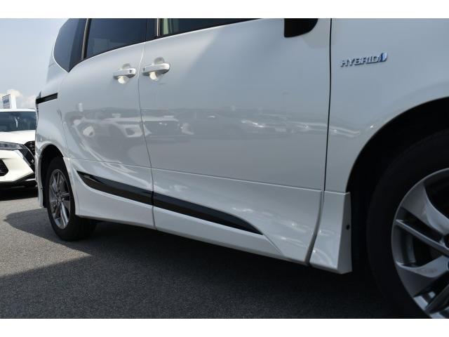 G クエロ ワンオーナー7人乗り モデリスタエアロ 8インチナビ 両側オートスライド LEDヘッドライト トヨタセーフティーセンス(24枚目)